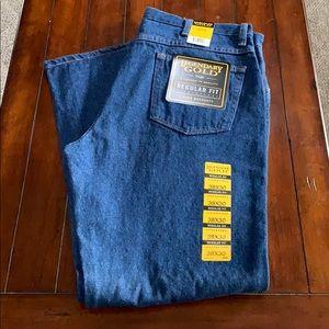 Men's Wrangler Regular Fit Jeans NWT 38x30